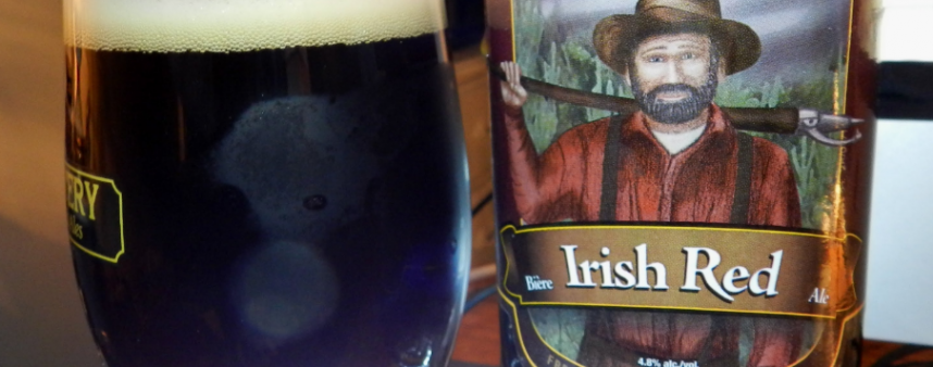 Cerveza irish red ale