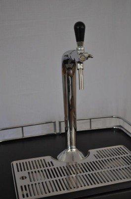 Grifo-de-cerveza-cromado-Con-grifo-compensador-y-boquilla-de-distancia-0