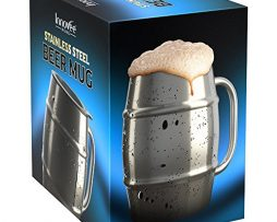 Innovee-Beer-Mug-Jarra-de-Acero-Inoxidable-Premium-Taza-de-Caf-con-Tapa-Bonus-500ml-de-Doble-Pared-con-Aislamiento-de-Aire-Sin-Condensa-Puede-Ser-Congelado-Se-Puede-Utilizar-para-la-Cerveza-las-Bebida-0