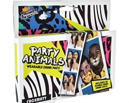 Paladone-Juego-de-Posavasos-de-Bar-Party-Animals-0