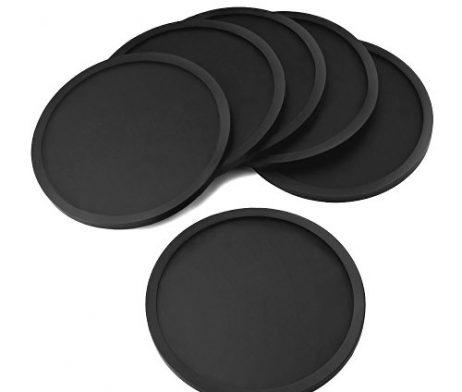 eBoot-Silicona-Posavasos-6-Piezas-Negro-0